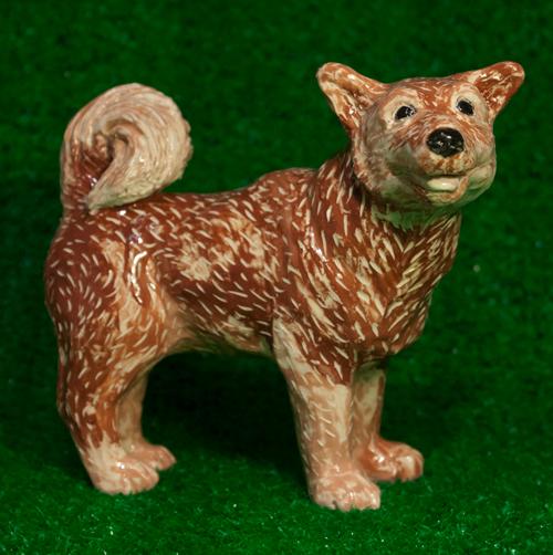 dog, spitz, finnish, west village, greenwich village, greenwich pottery house, fox, new york, city,