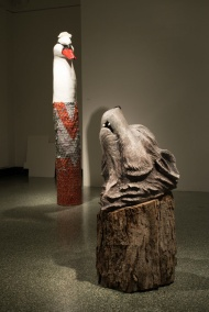 Australia Head (Sydney Swan) and Wolf Head