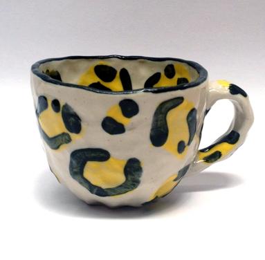 Leopard Print Cup