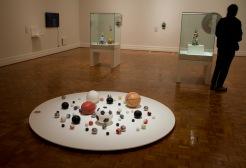 balls, ceramic, hobart art prize, city of hobart art prize, chap, sports